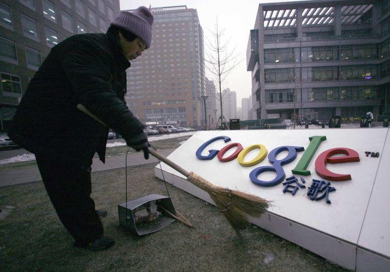 Veel Chinese gebruikers melden dat Google's maildienst Gmail sinds vrijdag niet meer te gebruiken is