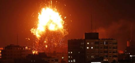 'Israël bombardeert tv-station Hamas'