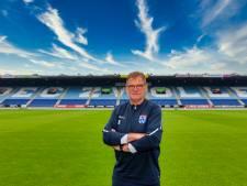 Dwight Lodeweges kende geen enkele twijfel toen PEC belde: 'Ik voel me in Zwolle op mijn plek'