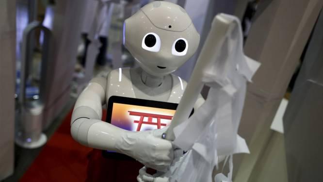 Kopen we binnenkort een robot in de elektrowinkel?