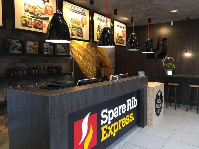 Spare Rib Express opent half augustus een vestiging in Woerden