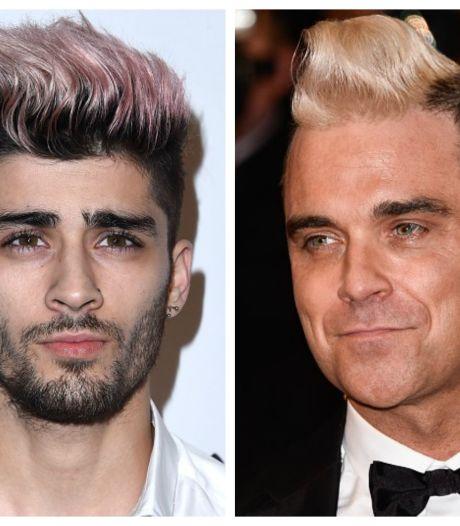 Waarom Zayn Malik net zo groot wordt als Robbie Williams