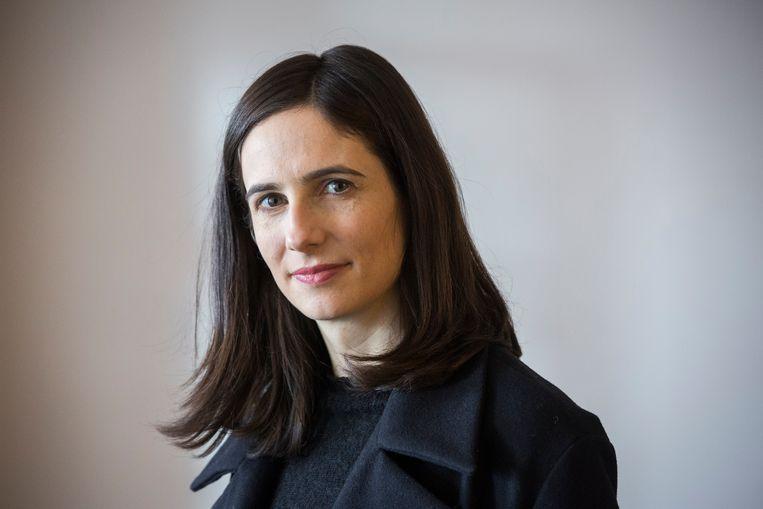 Emily Witt: 'Op een gegeven moment moeten we vrouwen in de porno-industrie gaan vertrouwen als ze zeggen dat ze doen wat ze willen.' Beeld Natan Dvir / Polaris Images