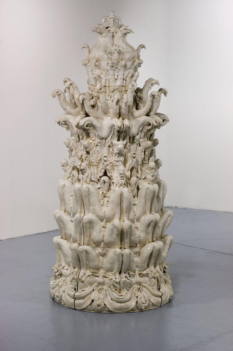 Elmar Trenkwalder: WVZ206 (2008). Beeld Bonnefantenmuseum Maastricht
