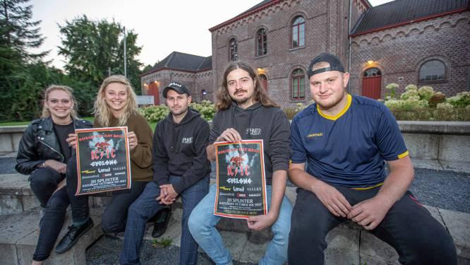 Splinter en 'de Rossn' pakken uit met punk- en metalfestival aan Het Koetshuis
