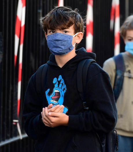 Frankrijk sluit 70 scholen na opleving aantal besmettingen