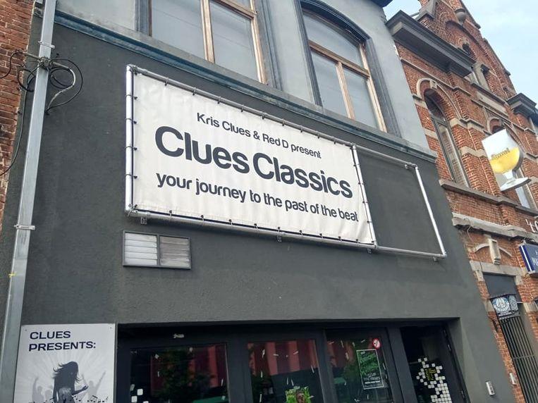Café Clues is dit weekend even open voor de Clues Classics.
