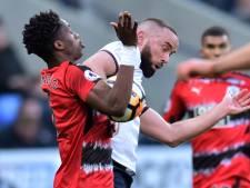 Kongolo debuteert, Coventry stunt, Van La Parra scoort