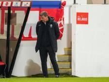 """Le coach biélorusse: """"Le pire, c'est que le résultat correspond à la réalité"""""""