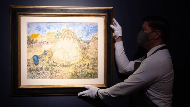 Van Gogh-schilderij dat gestolen werd door nazi's is eindelijk terecht: vraagprijs 30 miljoen