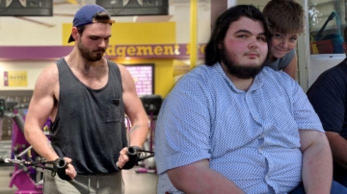 Dylan Wall a perdu 100 kg grâce à un aliment surprenant.