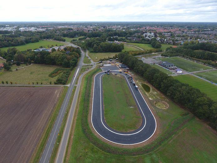 IJs- annex skeeler-baan in Winterswijk uit 2020