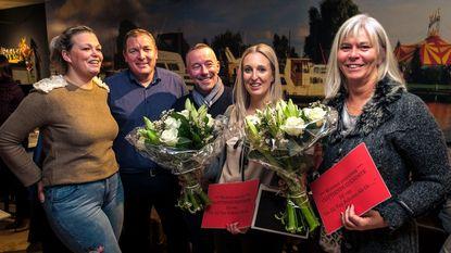 15.000ste lid 'Ge zijt van Schoten' in de bloemetjes