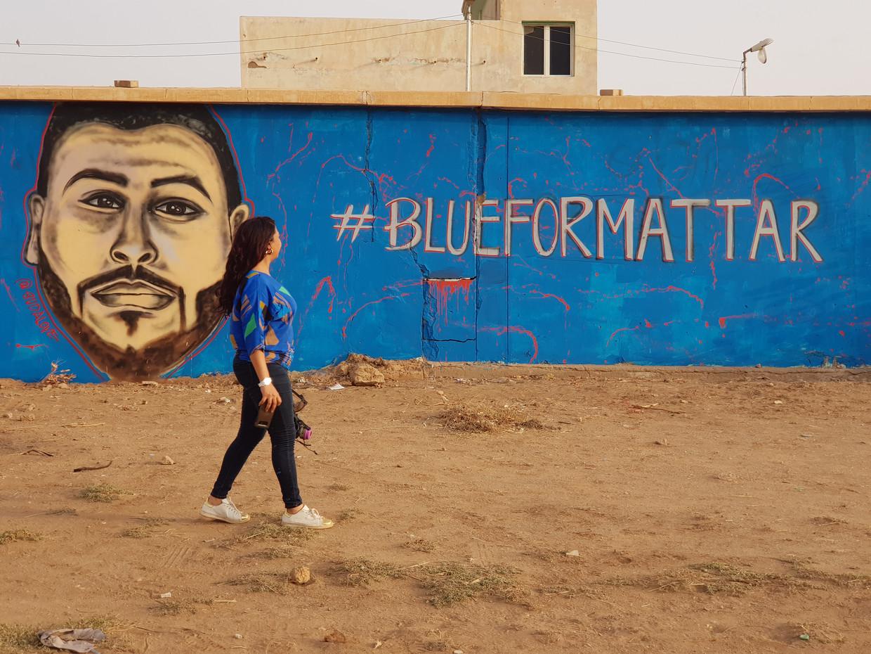 Graffiti-artiest Assil Diab