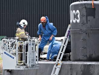 Vermiste Zweedse journaliste dan toch niet teruggevonden in duikboot