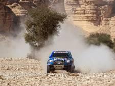 Autocoureur Van Loon uit Eersel zevende in geneutraliseerde Dakar-etappe