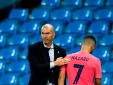 Zidane évoque l'état de forme d'Eden Hazard et son avenir possible avec l'équipe de France