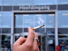 Afdeling psychiatrie Albert Schweitzer ziekenhuis nog even ontzien bij rookverbod