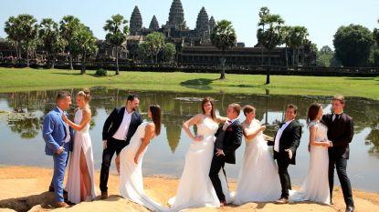 'Verboden' trouwfoto's aan historische tempel