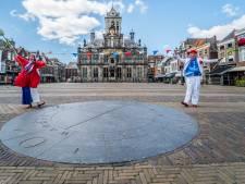 Zo vierde Delft Bevrijdingsdag: 'We gaan toch even een frisse neus halen'