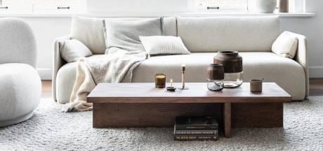 'De salontafel kan een interieur maken of breken'
