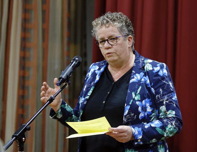 De wethouder heeft inmiddels gesproken met bewoners van de Geelderseweg die niet blij zijn met de natuurontwikkeling in hun buurt.