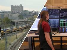 Geen treinen tussen Utrecht en Arnhem vanwege zieke verkeersleider