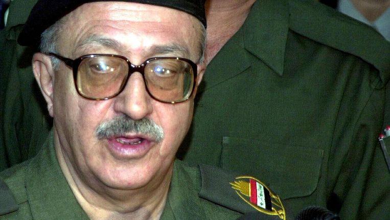 Tariq Aziz Beeld epa