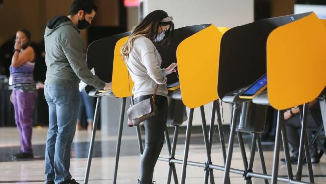 Nu al meer vervroegd gestemd voor presidentsverkiezingen VS dan in 2016