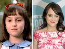 Kindster uit de film Matilda kreeg liefdesbrieven van vijftigers