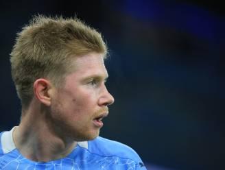 De Bruyne heeft individuele training hervat: comeback in het beste geval mogelijk in de Champions League