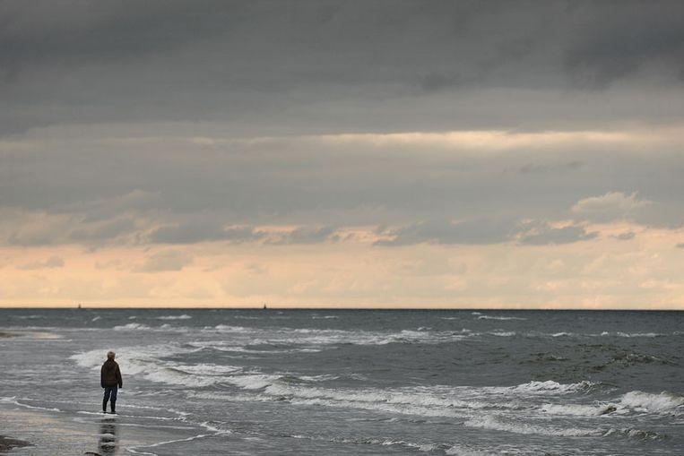 Depressie (Joost van den Broek / de Volkskrant) Beeld