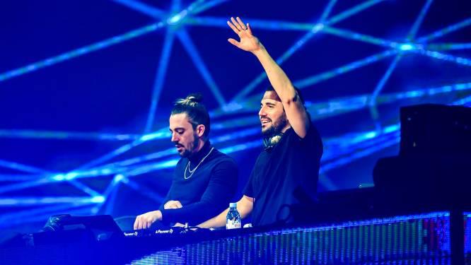Dimitri Vegas en Lost Freqencies spelen Tomorrowland-set live vanuit hun kot