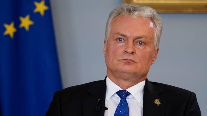 """Litouwen meldt """"dramatisch"""" meer migranten aan Wit-Russische grens"""