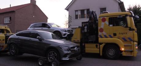 Verdachte diefstal dure Mercedessen op vrije voeten