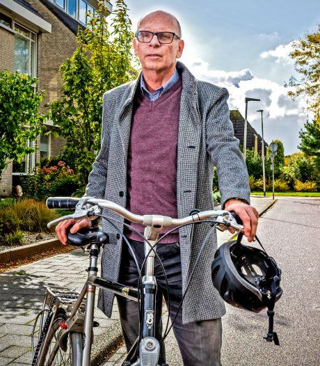 Artsen zeggen: zet een fietshelm op! Maar in landen om ons heen is het veel meer ingeburgerd