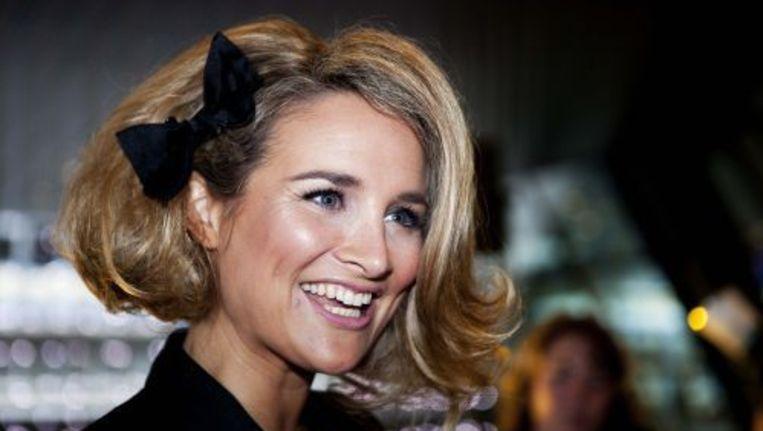 Actrice Lieke van Lexmond Beeld