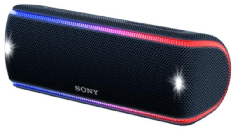 Sony brengt een bijzonder flitsend toestel, met een lange batterijduur. Beeld Sony