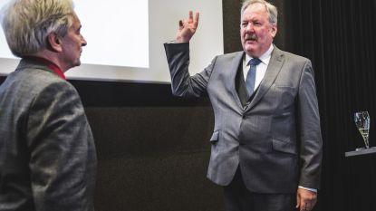 Burgemeester Marc Van de Vijver (CD&V) legt eed af