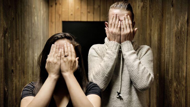 Lola en Mike denken mee over het nieuwe decreet jeugdrecht. Bij Mike staat bovenaan 'hulp, bescherming, straf'. In die volgorde.