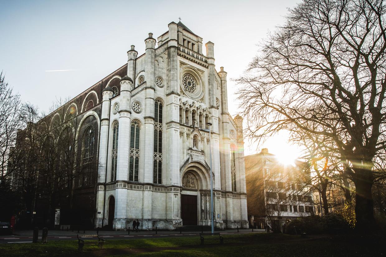 De Sint-Annakerk in Gent. 'Dit is onze Notre-Dame, een icoon.'