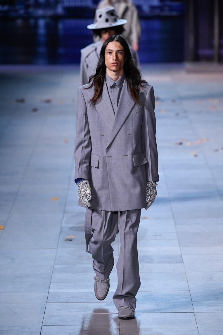 Louis Vuitton.  Beeld Peter Stigter
