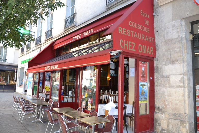 Chez Omar. Beeld RV