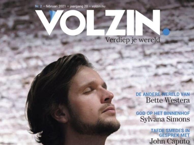 De nieuwe editie van het blad Volzin Beeld