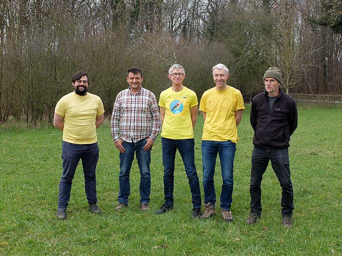 Natuurpunt Poperinge-Vleteren neemt op 26 en 27 juni deel aan de 'Natuurpunt Expeditie'. Het team bestaat uit Jeroen Vandermarliere, Ludwig Reynders, Ivo Vandenbroucke, Hans Vandenbroucke en Geert Coudijzer is de coach.