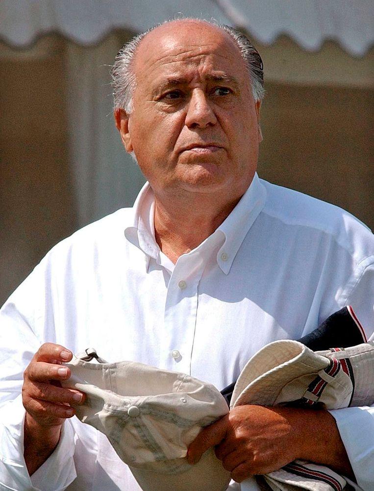 Amancio Ortega. Beeld EPA