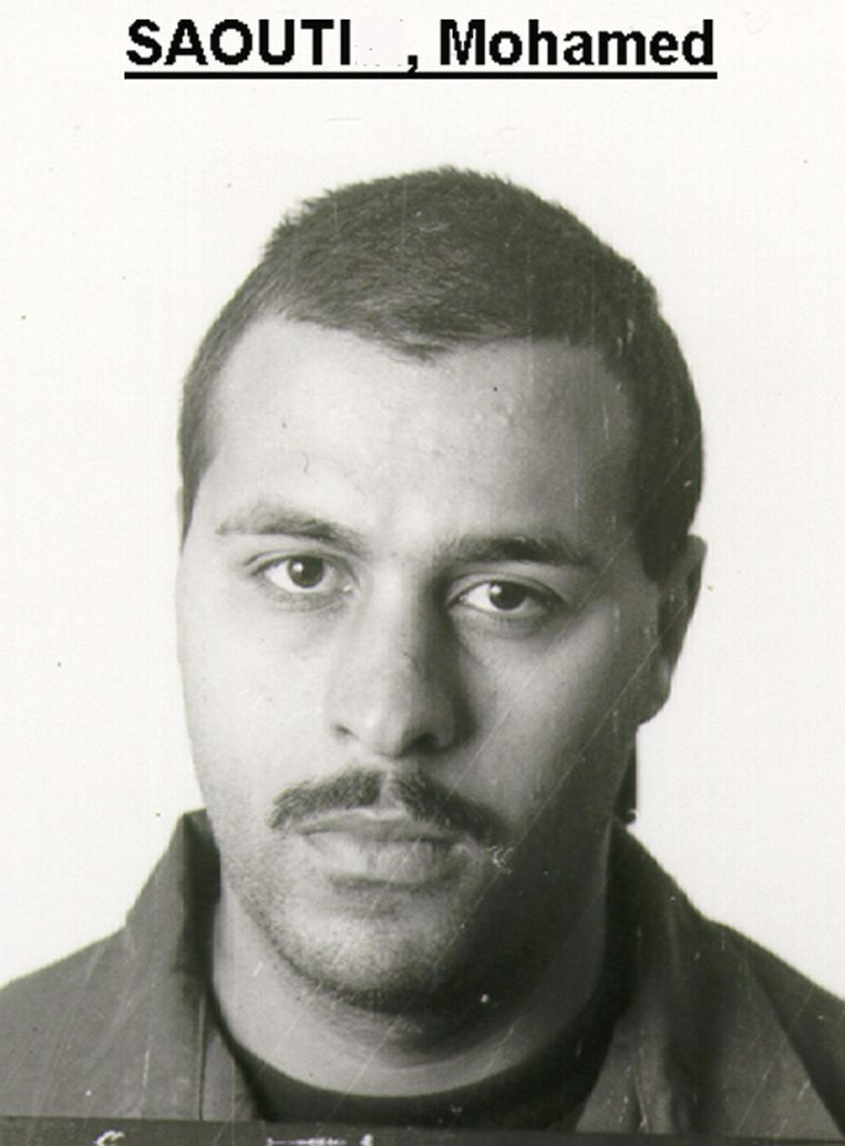 Mohamed Saouti. Beeld belga