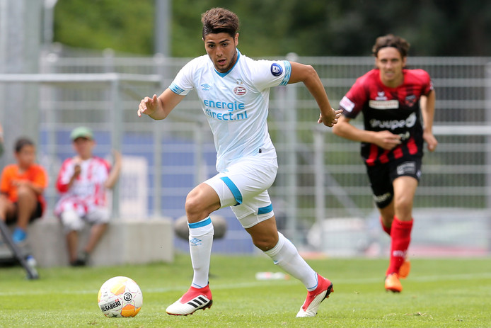 Maxi Romero is in vorm bij Argentinië onder 20.