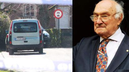 Zoon blijft aangehouden in onderzoek naar moord op 'dokter Frans' (90), huismeid hoorde beneden luide discussie en lawaai