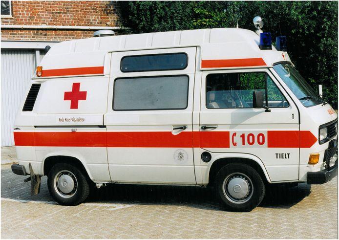 De eerste 100-voertuigen